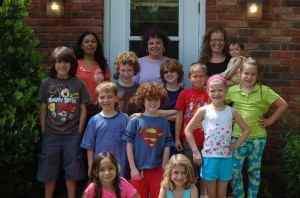 Younger Class 2012